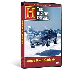 Modern Marvels - James Bond Gadgets (History Channel)