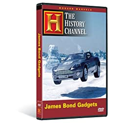 Modern Marvels - James Bond Gadgets (History Channel)