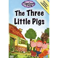 Timeless Tales: Three Little Pigs (Col)