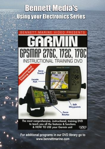 GARMIN CHARTPLOTTER 276C, 172C, 178C