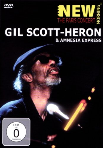 Gil Scott-Heron & Amnesia Express: The Paris Concert