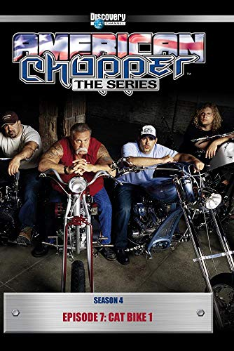 American Chopper Season 4 - Episode 48: Cat Bike 1