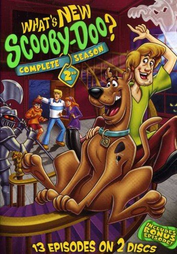 What's New Scooby-Doo? - The Complete Second Season