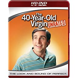The 40-Year-Old Virgin (Unrated Special Edition) [HD DVD]