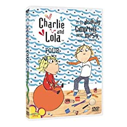Charlie and Lola, Vol. 4 - It Is Absolutely Completely Not Messy