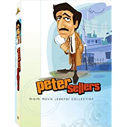 The Peter Sellers Giftset (The Pink Panther / What's New, Pussycat? / The Party / Casino Royale)