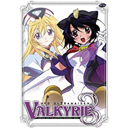 UFO Ultramaiden Valkyrie: Season 3, Vol. 1 - Sacred Stones and Perky Perverts