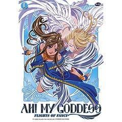 Ah! My Goddess: Season 2, Vol. 1 - Everyone Has Wings