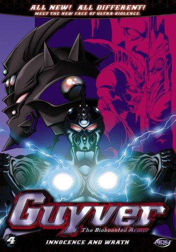 Guyver, Vol. 4: Innocence and Wrath