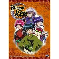 Moeyo Ken TV, Vol. 3