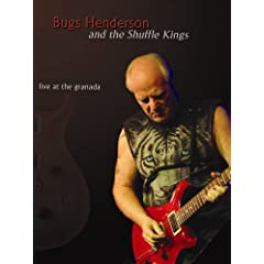 Bugs Henderson and the Shuffle Kings-Live at the Granada