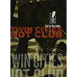 Twin Cities Hot Club-live at the times
