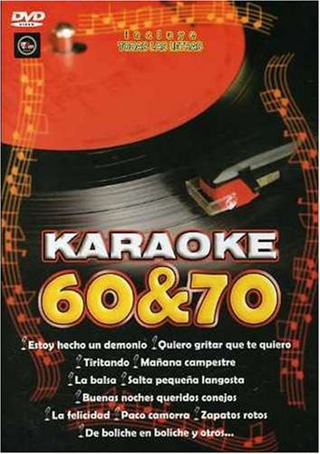 Karaoke 60 & 70