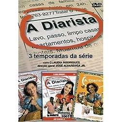 Boxset a Diarista-3 Temporadas
