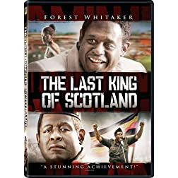 The Last King of Scotland (Full-Screen Edition)