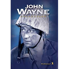 John Wayne Collection, Vol. 1 (The Quiet Man / The Sands of Iwo Jima / Flying Tigers / The Wake of the Red Witch)
