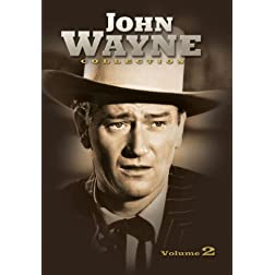 John Wayne Collection, Vol. 2 (Rio Grande / A Lady Takes a Chance / The Fighting Kentuckian / Dakota)