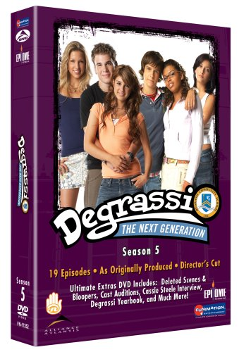 Degrassi The Next Generation - Season 5