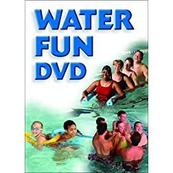 Water Fun DVD - Fitness and Swimming Activities for All Ages