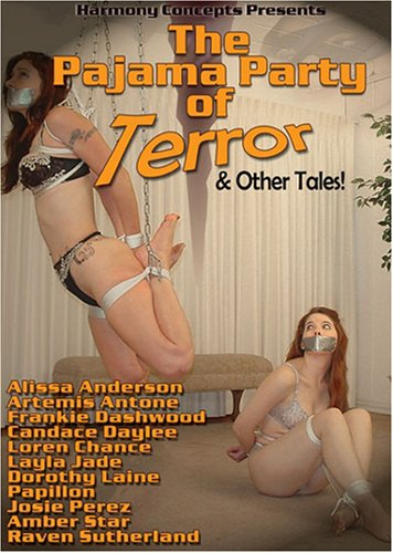 The Pajama Of Terror & Other Tales