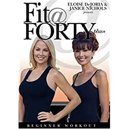 Fit @ Forty Plus: Beginner Pilates Workout