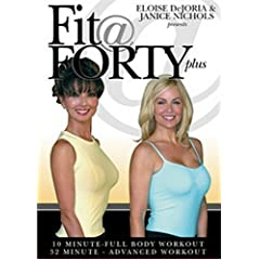 Fit @ Forty Plus: Intermediate/Advanced Pilates Workout