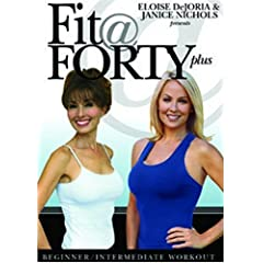 Fit at Forty Plus: Beginner / Intermediate Workout