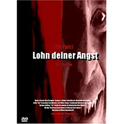 LDA PART I  - LIE AND APPREHENSION (Original: LDA PART I - Lohn deiner Angst.  DVD in original audio/sound,Language german.
