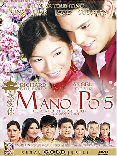 Mano Po 5 - Philippines Filipino Tagalog DVD Movie