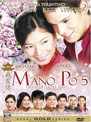 Mano Po 5 - Philippines Filipino Tagalog DVD Movie