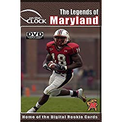 The Legends of the Maryland & the Gridiron Greats of the ACC