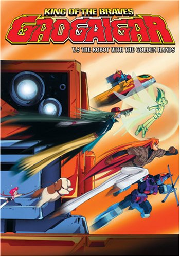 Gaogaigar, Vol. 5: King of Braves - The Robot with the Golden Hand