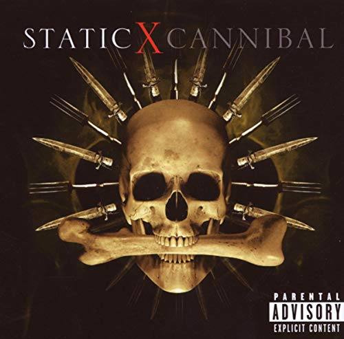 Static-X - Cannibal - Zortam Music