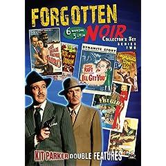 Forgotten Noir Collector's Set 2 (Man From Cairo / Mask of the Dragon / FBI Girl / Tough Assignment / I'll Get You / Fingerprints Don't Lie)