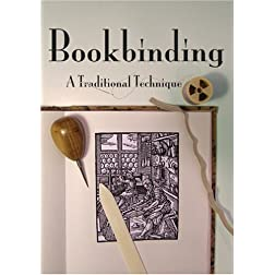 Bookbinding: A Traditional Technique