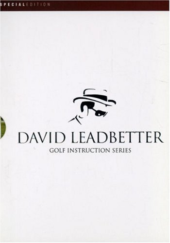 David Leabetter Golf Instruction - 3 DVD SET