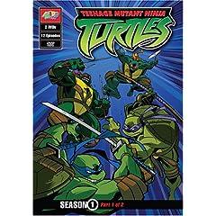 Teenage Mutant Ninja Turtles - Season 1, Part 1
