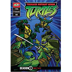 Teenage Mutant Ninja Turtles - Season 1, Part 1