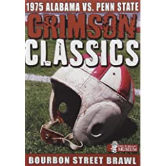 Crimson Classics: 1975 Alabama Vs. Penn State