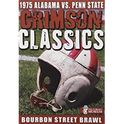 Crimson Classics: 1975 Alabama Vs. Penn State