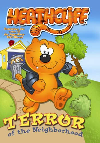 Heathcliff: Terror of the Neighborhood