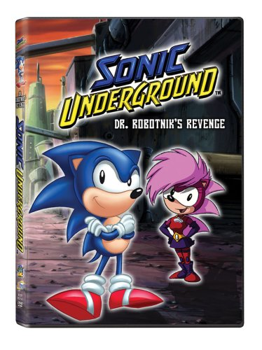 Sonic Under Ground: Dr Robotnik's Revenge