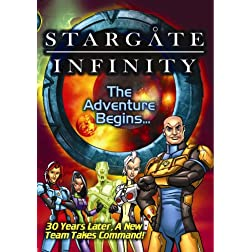 Stargate Infinity: The Adventure Begins