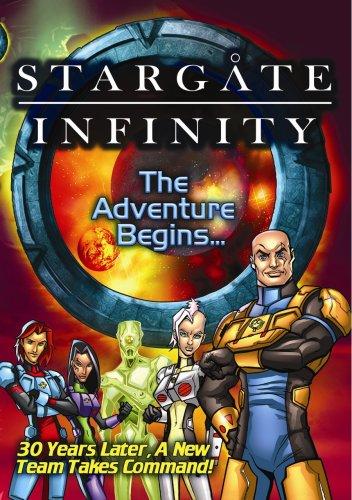 Stargate Infinity: The Adventure Begins