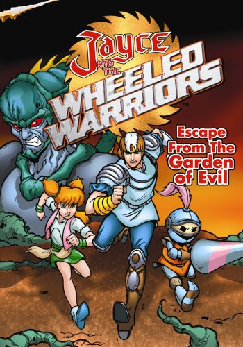 Jayce & The Wheeled Warriors: Escape From Garden
