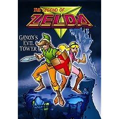 Legend of Zelda: Ganon's Evil Tower