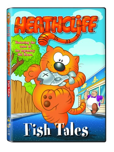 Heathcliff: Fish Tales
