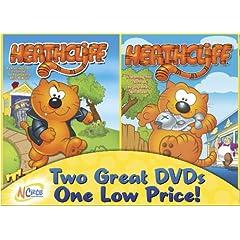 Heathcliff: Terror of Neighborhood / Fish Tales