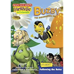 Hermie & Friends: Buzby the Misbehaving Bee