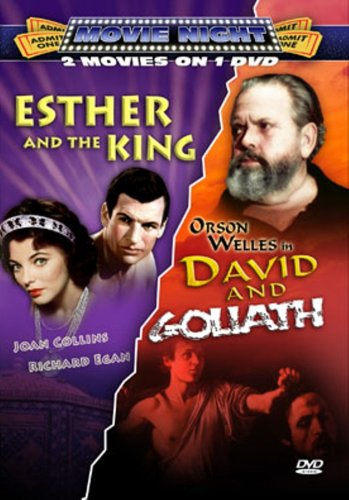 Esther & King/David & Goliath